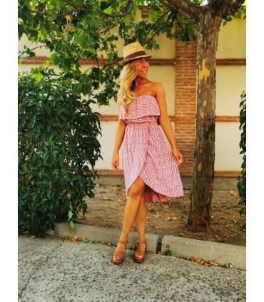 Vestido Olivia Rosa